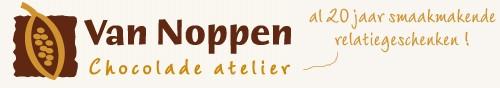 Chocolade atelier Van Noppen - webshop